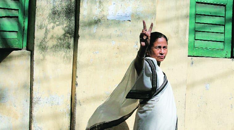 KMC, KMC Polls, election, kolkata election, Mamata Banerjee, TMC, kolkata news, city news, local news, Bengal news, Indian Express