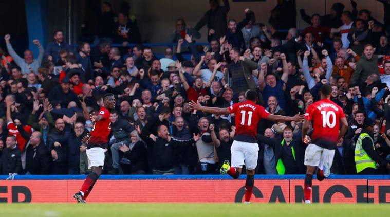 chelsea vs manchester united highlights  heated game ends