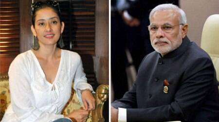 Manisha Koirala thanks PM Narendra Modi for support after quake
