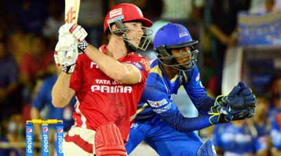 Shaun Marsh heroics ends RR's unbeaten run as KXIP win in Super Over