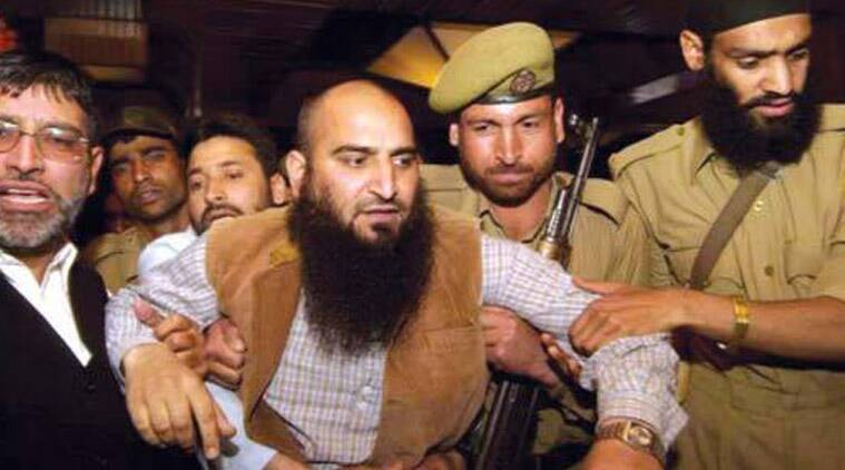 Masarat Alam, Masarat Alam Bail plea, Masarat Alam pakistan flag hoisting, Masarat Alam aressted, Bail plea, Hoisting Pakistan flag, jammu news, india news, indian express
