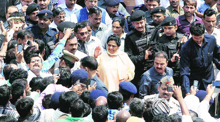mayawati, mayawati on dalit, mayawati on ambedkar, ambedkar and dalit, BJP, SP, BSP, lucknow news, city news, local news, lucknow newsline