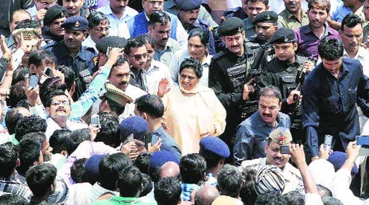 mayawati, mayawati news, mayawati bsp, bsp, bahujan samaj party, bjp, ministers leaving bsp, bjp ministers, bjp lucknow, bsp lucknow, lucknow news, india news