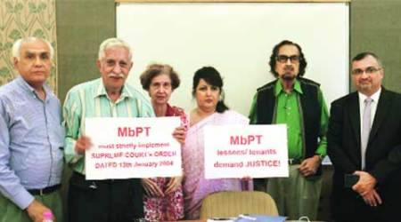 MbPT tenants approach HC against eviction order