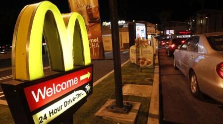 Mcdonalds sales dip after dollar menu