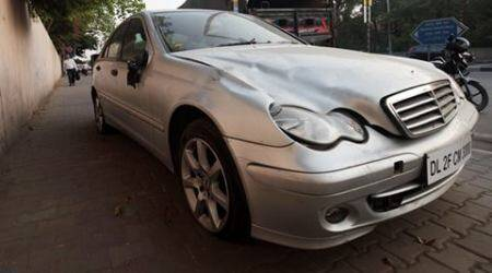 Mercedes hit-and-run case: Delhi Police to chargesheet boy's father, familydriver