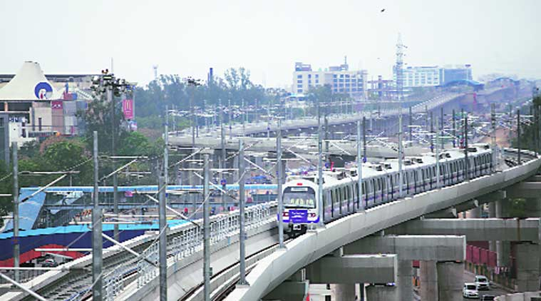 chandigarh metro, chandigarh meto project, chandigarh metro project future, ut administration, chandigarh administration, chandigarh news, india news, chandigarh news, indian express