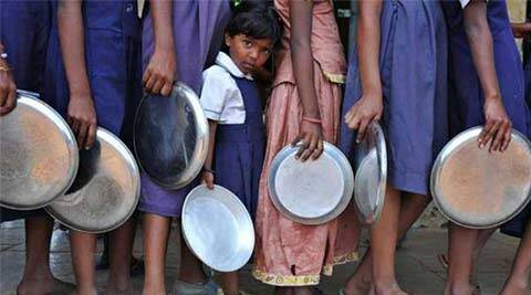 midday meal, student midday meal, govt midday meal, AIHM, CIHM, midday meal at govt school, malnourishment, chandigarh news, city news, local news, chandigarh newsline