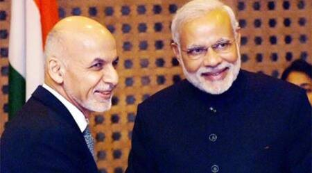 PM Modi to hold bilateral meeting with Afghan counterpart Ashraf Ghani tomorrow