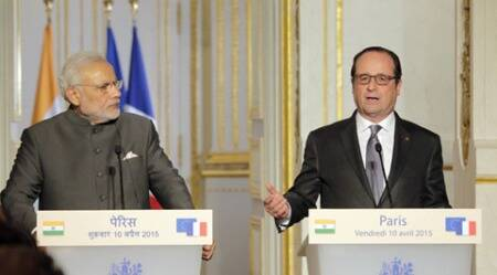 France to work with India in building semi-high speed rail network