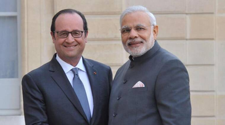 Narendra Modi, Modi in Paris, Francois Hollande, Modi France visit