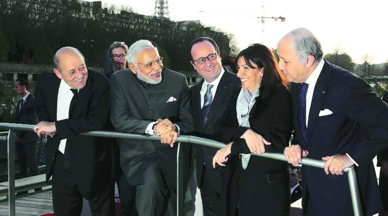 rafale jets, modi in france, Narendra Modi, Francois Hollande, France, Paris, India Rafale jet, France Rafale jet, india news, nation news, world news, national news