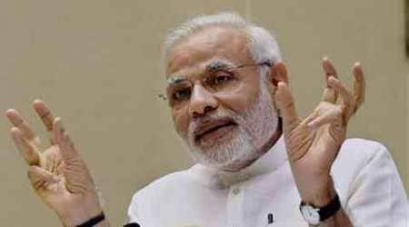 Narendra Modi, Narendra Modi serial, serial Narendra Modi, Narendra Modi tv show, modi tv show, modi tv serial, Narendra Modi programme, Doordarshan, DD modi serial, dd modi programme, india news, nation news