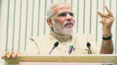 India will make all-out efforts to help quake-hit Nepal: Modi