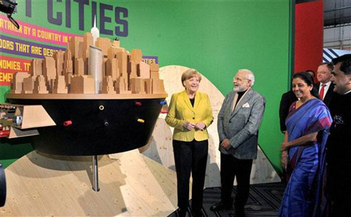 narendra modi, BJP, modi in germany, modi germany visit, nirmala sitharaman