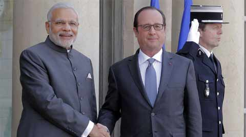 Rafale deal, Narendra Modi, Modi in france, MMRCA, Dassault Aviation, Manohar Parrikar , IAF, nation news, india news, national news