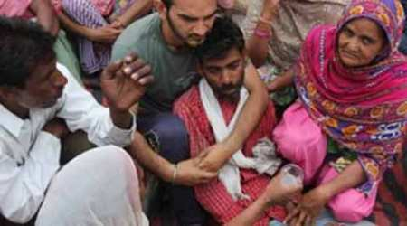 moga bus molestation, moga molestation, punjab molestation, moga rape victim, moga victim cremeated, moga cremation, Prakash Singh Badal, Moga news, Punjab CM, Punjab news, India news