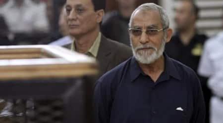 Muslim Brotherhood, Mohammed Badie, Egypt, Muslim brotherhood verdict, Muslim brotherhood trial, Muslim brotherhood violence, Mohammed Badie Musim Brotherhood, World News