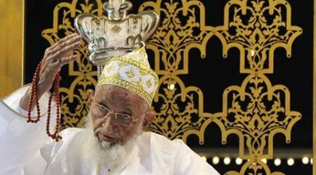 Syedna called me his 'beloved son', meaning successor, says challenger to title incourt