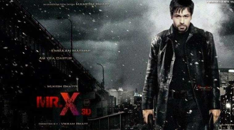 Mr. X movie review, emraan hashmi