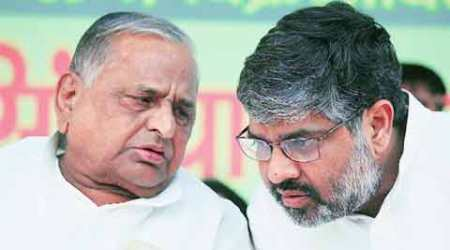 Janata Parivar had to unite due to BJP's high handedness: Mulayam Singh