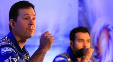 Mumbai Indians, Mumbai Indians IPL, IPL Mumbai Indians, MI IPL, Indian Premier League, IPL Mumbai, Ricky Ponting, Rohit Sharma, IPL 8, IPL 2015, Cricket News, Cricket