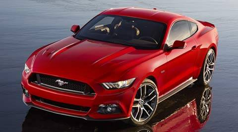 The Ford Mustang could go on sale in India by festive season in 2015.