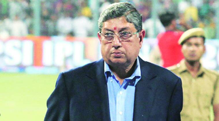 n srinivasan, bcci, ipl, chennai super kings, india cements, cricket, bcci srinivasan, m a satheesh, india news, sports news, cricket news