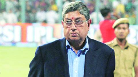 BCCI adjourns Working Committee meet over N Srinivasan's presence