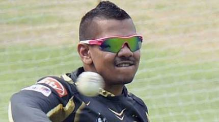 Narine reported for illegal bowling action, once again