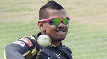 Trouble again for Narine after umpires report action