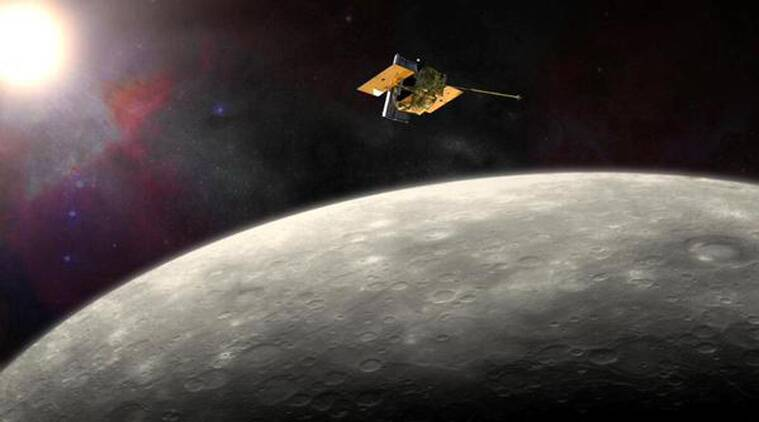 NASA, NASA Mercury, NASA Messenger spacecraft, NASA spacecraft