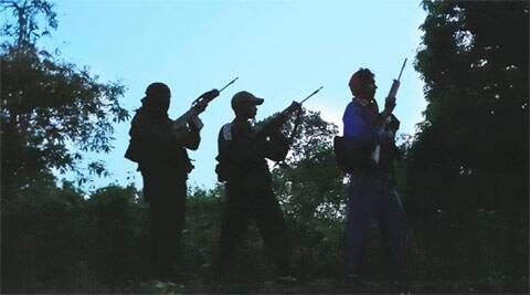 naxal, dantewada naxal, naxal attack, dantewada naxal attack, chhattisgarh naxal attack, chhattisgarh, crpf, crpf officer injured, crpf officer naxal attack, india news