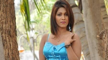 Actress Neetu Agarwal who funded red sanders smuggling held