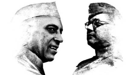 Explained: Why Congress, BJP are fighting over Jawaharlal Nehru, Subhas Chandra Bose