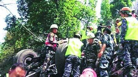 17 pilgrims from state killed in Nepal bus mishap, bodies to be flown toAhmedabad