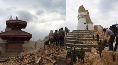 Heavy rains likely in quake-hit Nepal, warns Indian Meteorological Department