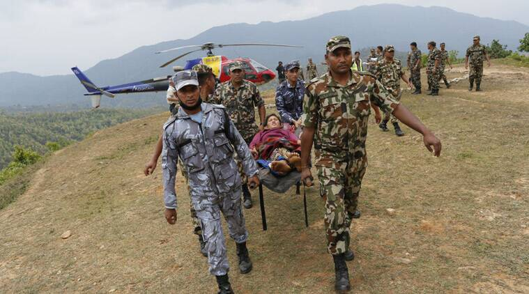 nepal earthquake india adopts wait and approach