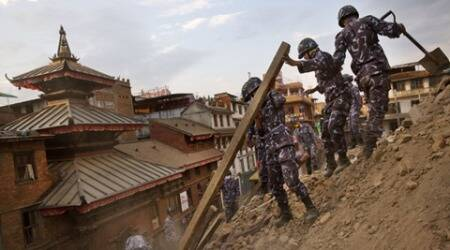 Is the worst from Nepal over? For how long will the aftershocks last?
