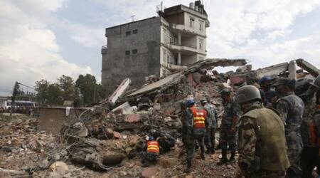 41 Indians among 57 foreigners killed in Nepal earthquake