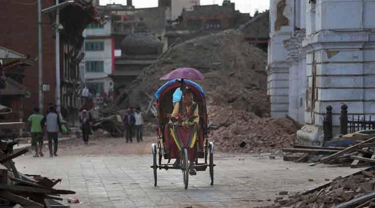 Nepal, Nepal earthquake, Earthquake in Nepal, Earthquake in Nepal 2015,