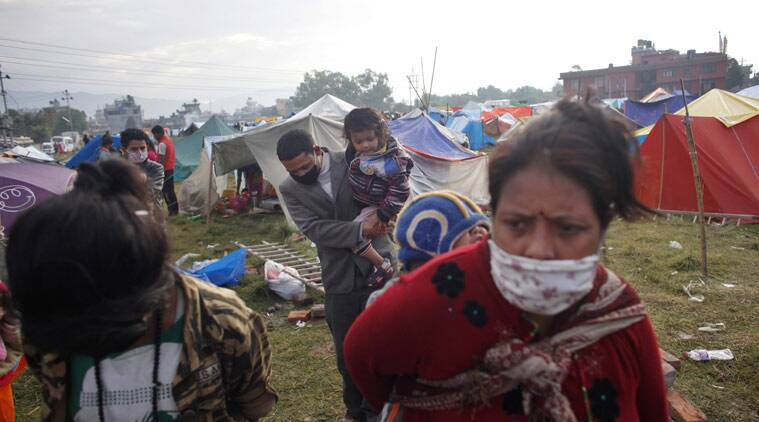 Nepal earthquake, Nepal earthquake death, Nepal quake news, Nepal earthquake updates, World news, nepal earthquake rescue india, earthquake today, breaking news, earthquake in delhi, earthquake in india, earthquake in delhi today, live earthquake, Nepal earthquake, earthquake in Nepal, Katmandu, Indian express