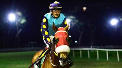 Royal Turf Club organises first ever night race