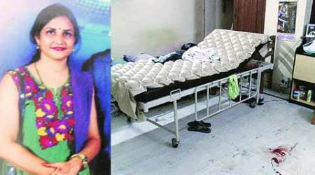 Noida woman 'killed by male nurse' she hired for sick son