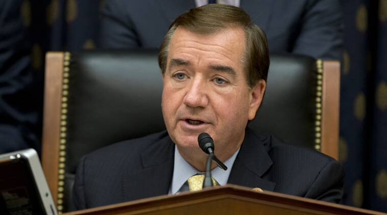 California Republican Ed Royce not seeking re-election