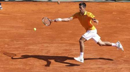Novak Djokovic's French connection at Monte CarloMasters