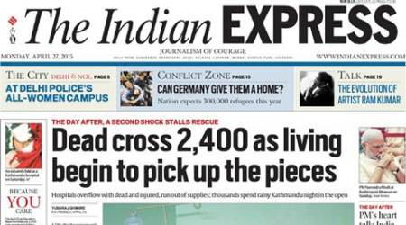In this time of the instant content, The Indian Express is going in-depth