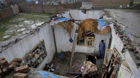 Pakistan: Rainstorm in Khyber-Pakhtunkhwa kills 45, injures 200