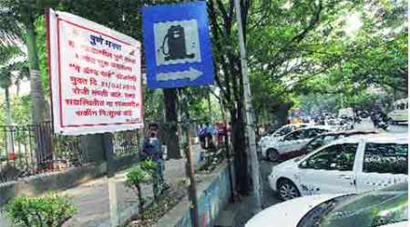 Parking 'loot': PMC panel for electronic ticket machines