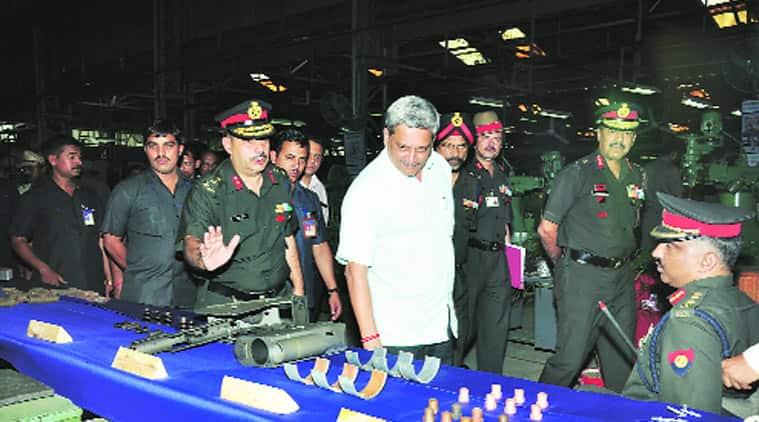 manohar parrikar, defence minister manohar parrikar